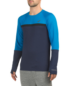 Plus Thermopolis Long Sleeve Top