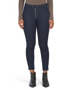 Alana High Rise Crop Skinny Jeans