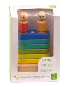 Rainbow Magnetic Floating Stacker Set