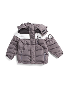 Little Boys Puffer Jacket