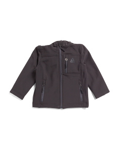 Toddler Boys Hooded Jacket
