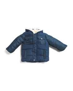 Infant Boys Puffer Jacket