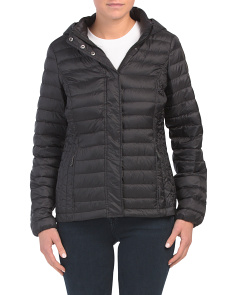 Ladies Nano Lightweight Down Jacket