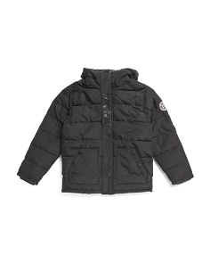Big Boys Puffer Coat