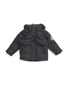 Little Boys Puffer Coat