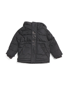 Toddler Boys Puffer Coat