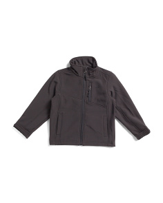 Little Boys Softshell Jacket