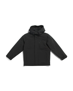 Big Boys Soft Shell System Jacket With Hood