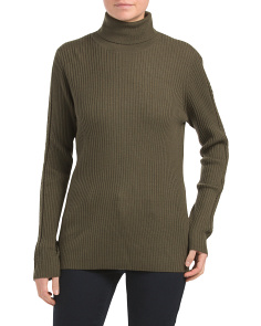 Maelee Merino Wool Sweater