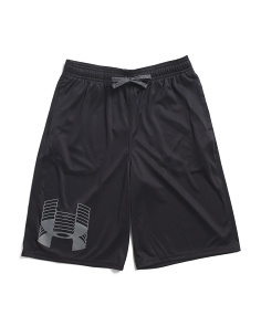 Boys Prototype Logo Shorts
