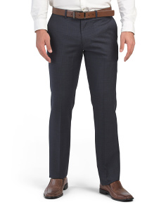 Marlo Werner Wool Dress Pants