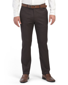 Zaine Nailhead Dress Pants