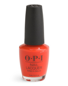 A Red Vival City Nail Lacquer