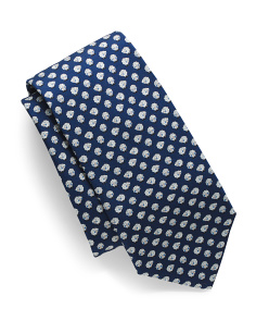 Made In Italy Vergin Silk Tie