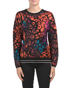 Rikki Rainbow Animal Sweater