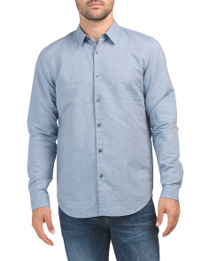 Irving Essential Linen Shirt
