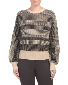 Aubin Wool Blend Sweater