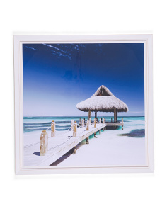 36x36 Antigua Print On Lithographic Paper Wall Art
