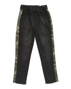 Big Boys French Terry Camo Joggers