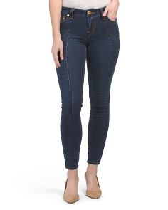 Jennie Corset Seaming Jeans