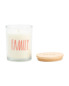 16oz Family Spice Vanilla Candle