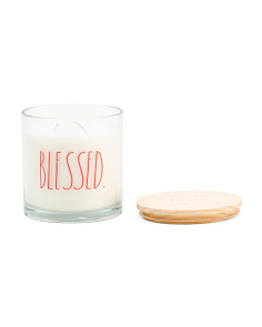 24oz Blessed Winter Pine Jumbo Candle