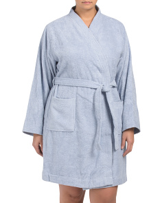 Plus Lorie Terry Robe