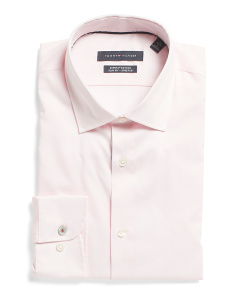 Non-iron Slim Fit Dress Shirt