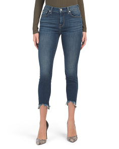 High Waist Gwenevere Skinny Jeans