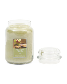 Made In Usa 22oz Serenity Spa Large Jar Candle