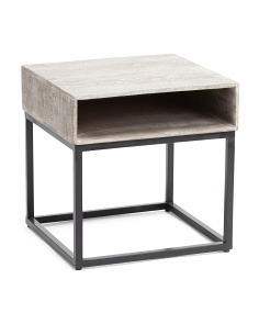 Carnmine End Table