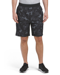 Strength Camo Shorts