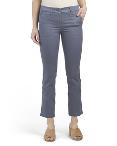 Casual Twill Pants