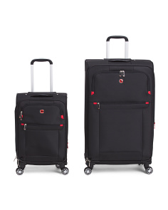 Expandable Luggage Collection