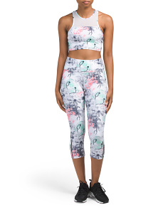 Floral Activewear Set
