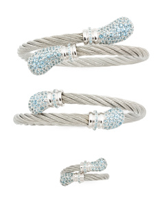 Blue Topaz Lady Cable Collection