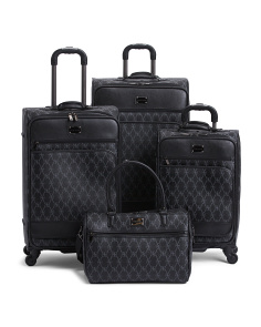 4pc Signature Luggage Collection