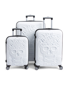 Skullz Hardside Luggage Collection