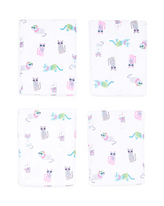 Tropical Cats Table Linens Collection