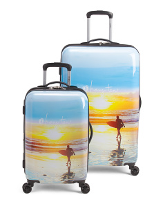 Horizon Expandable Hardside Collection