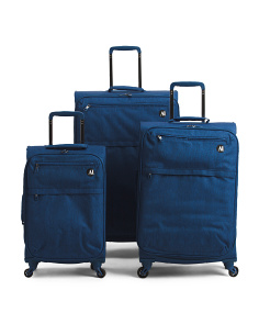 Blue Florence Softside Collection