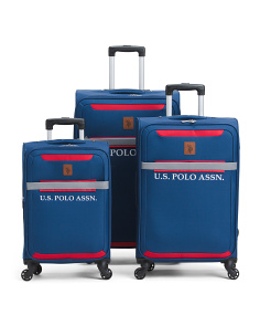 Navy Softside Luggage Collection