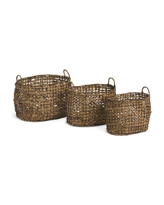 Oval Basket Collection