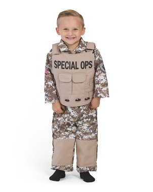 Kids Special Ops Costume