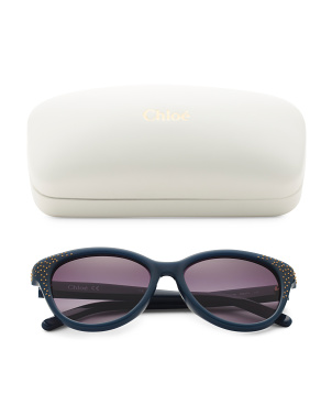 Luxury Sunglasses With Case