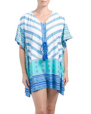Sun Protective Bondi Beach Cover-up Tunic