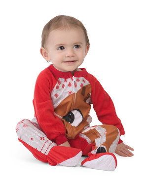 Infant Microfleece Family Sleepwear