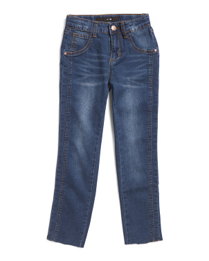 Big Girls Skinny Denim Jeans