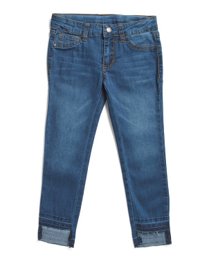 Little Girls Skinny Denim