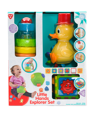 Little Hands Explorer Set